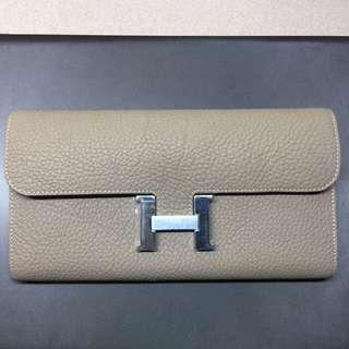 Constance wallet original Togo leather
