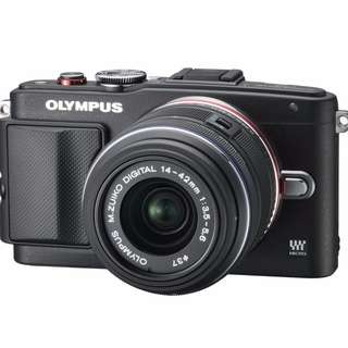 Olympus 微單眼相機 E-PL6