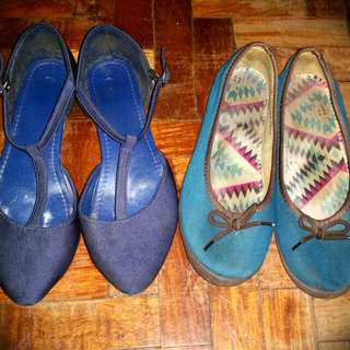 Shoes and Sandals Buy 3 for 200