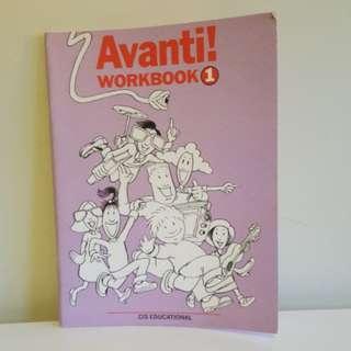 Avanti italian workbook