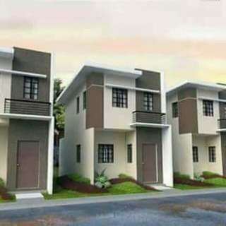 📍House and Lot 🏡 For sale in BRIA ANGELI SINGLE FIREWALL