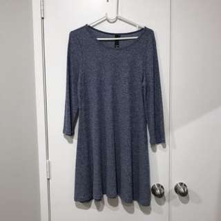 Factory size M dress