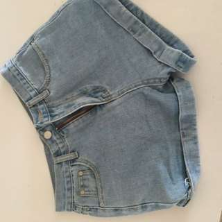 Brand new Demin Shorts