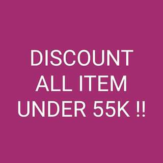 Discount All Item