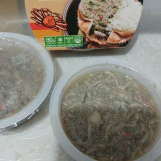 韓國蟹膏醬/蟹黃醬