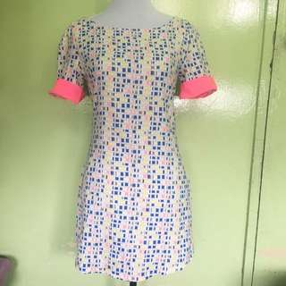 Colorful Dress Size: S-M
