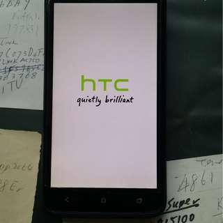 90% New 4G LTE HTC One xl phone