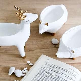 Cucciolo Ceramics Soap Dish