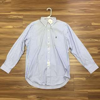 Polo Ralph Lauren Men's Shirt Classic Fit (size: 16 32/33)