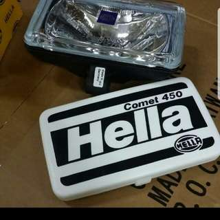 Hella Comet 450 Brand New White Or Yellow Spot Light Fog Lamp