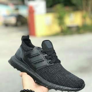 Adidas ultraboost All black