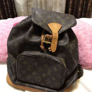 LV backpack good quality