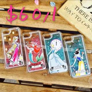 Pre-ordered item | 包郵✉️預訂貨品✨迪士尼公主手機殼 | iphone phone case | iphone6/6s/6plus/6s plus ; iphone 7/7plus