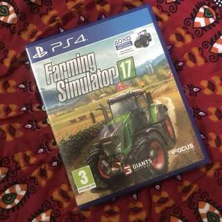 [PS4] Farming Simulator 2017