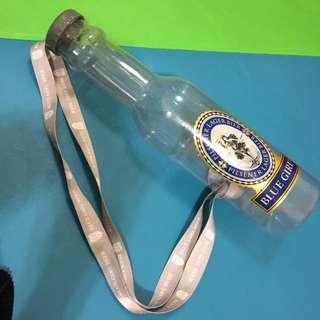 Blue Girl啤酒膠樽