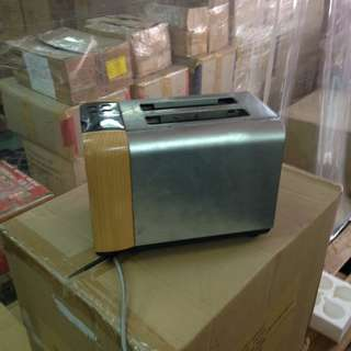 Electric Wooden Toaster