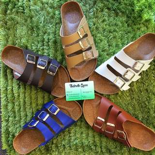Bailey Three Strap Sandals