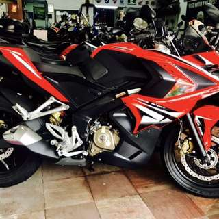 PULSAR RS200ABS(NEW)