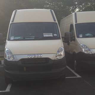 Iveco 2014 Panel Van for Sales