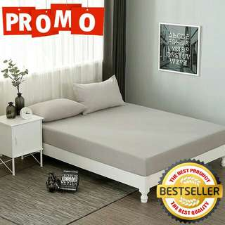Sprei Waterproof Size 160x200 Tinggi 30 Cm Sprei Anti Air Anti Bocor