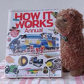 HOW IT WORKS ANNUAL 2011 (VOL 2)