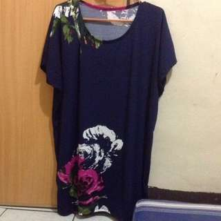 Long Blouse for plus size