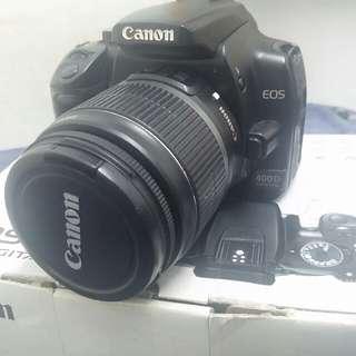 canon 400d + 15-55mm is防手震鏡頭