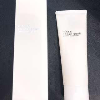 RMK 洗顏皂霜