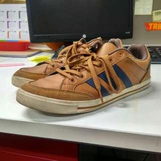 Adidas Neo Brown Mulus
