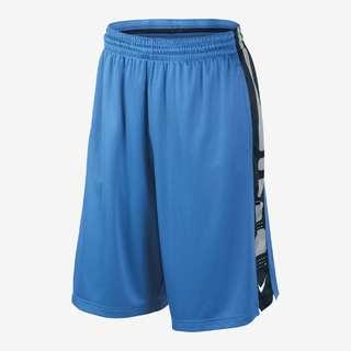 """Size M Nike Elite Shorts """"Blue"""""""