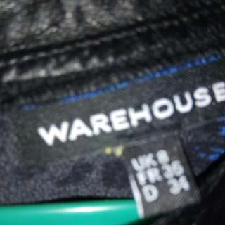 Dress black warehouse