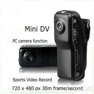 Mini Camera DV & Voice Recorder