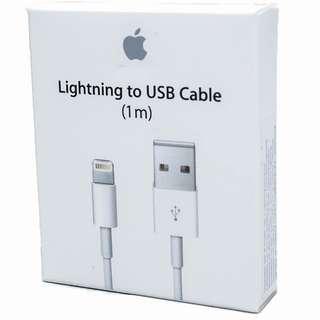 Apple Original Lightning USB Cable 蘋果手機 原裝數據/輸電線