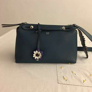 Fendi By The Way Handbag With Flower Strap - Reduced
