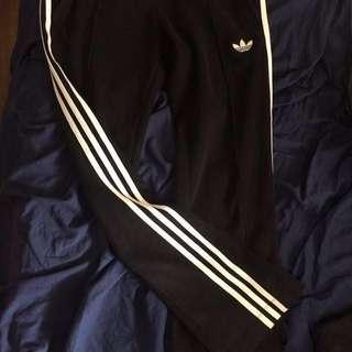 Adidas 運動長褲 女生xs