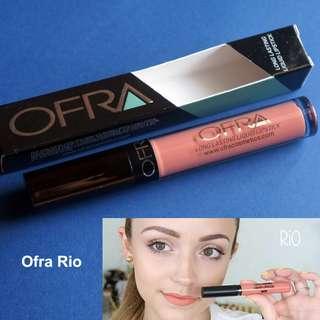 Preloved Ofra Liquid Lipstick - Rio