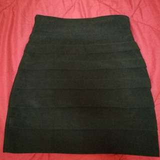 Preloved Bandage Skirt