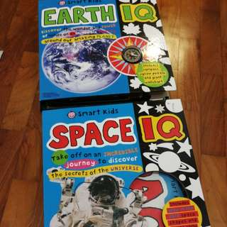 Books about Earth & Space