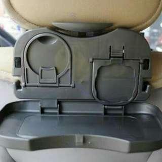Car Travel Dining Tray