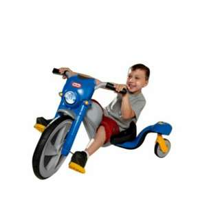 Little Tikes Turn & Spin Trike (Tricycle)