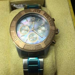 ON HAND: INVICTA WATCH FOR WOMEN