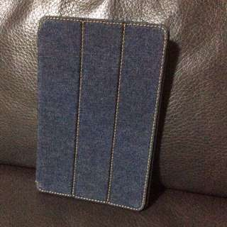 iPad mini jeans style case 牛仔布保護套