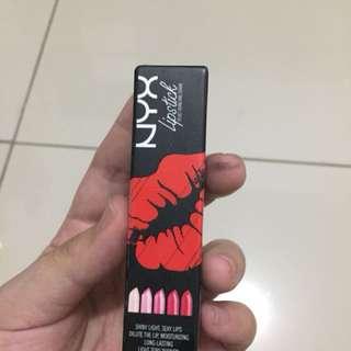 NYX Lipstick Red