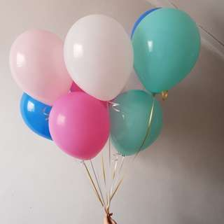Helium Balloons for party !