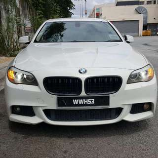 BMW523 MSPORT 2010 USED
