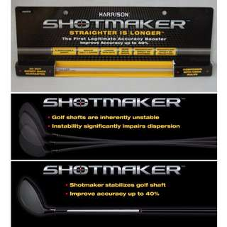 Harrison Shot Maker - Golf Shaft Inserts