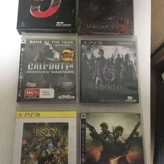 PS3 game gt bio hazard cod dragon crown