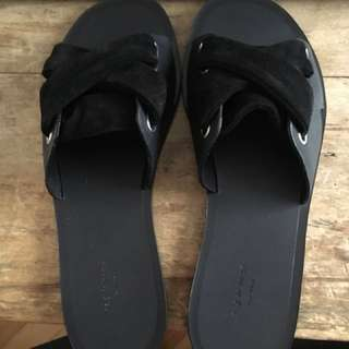 Rag & Bone Size 7 All Leather Sandals