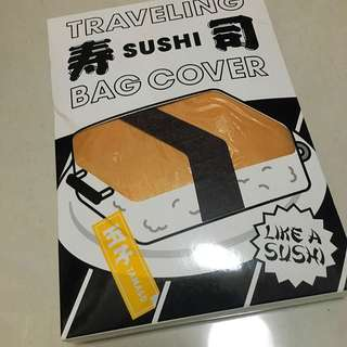 Travel Bag Luggage Cover Luggage Protection  行李套 保護套 Sushi Japan