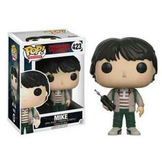 Stranger Things MIKE Funko Pop 2-pack Mike Eleven